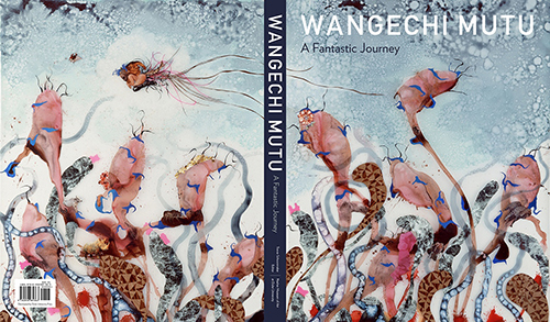 Wangechi Mutu Catalogue Signing
