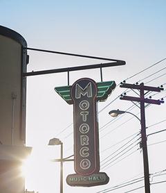 Mutu at Motorco