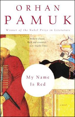 Book Discussion - My Name is Red