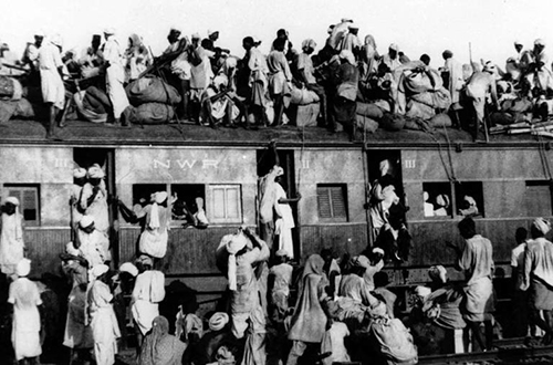 Book Discussion - Train to Pakistan