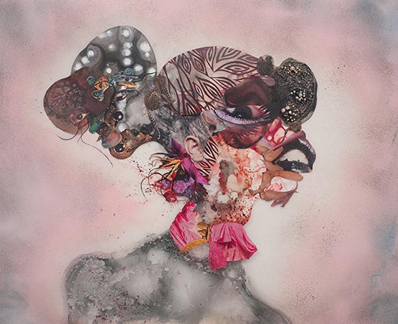 Wangechi Mutu - Pretty Double-Head