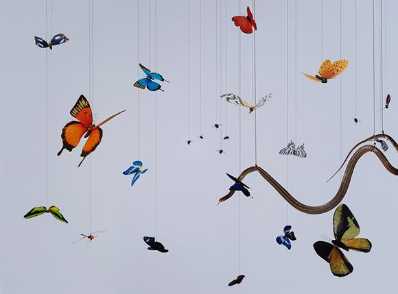 Speak, Memory of Butterflies