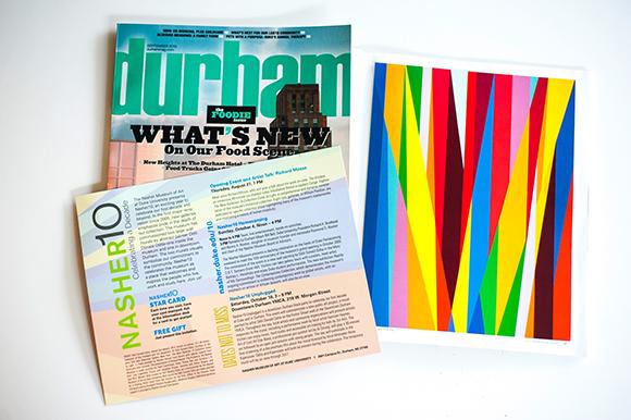 Durham Magazine + Odili