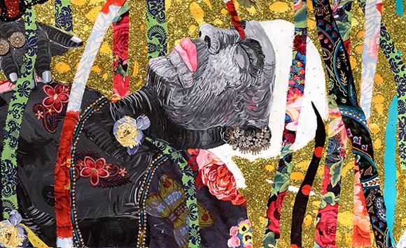 Slow Art Tour - Ebony Patterson