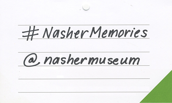 Nasher Memories