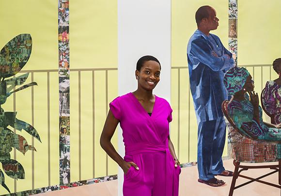 The Complicated Beauty of Njideka Akunyili Crosby