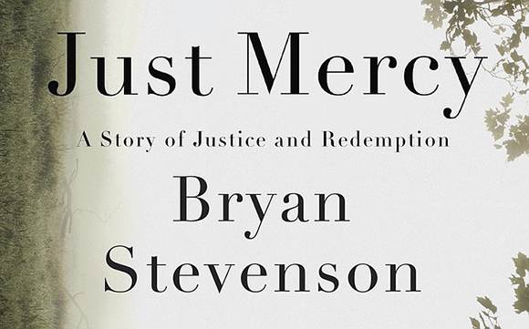 Nasher Reads - Just Mercy