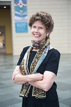 Sarah Schroth, Director of Nasher Museum