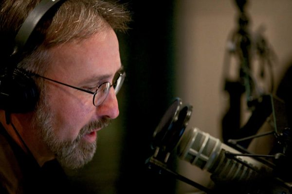 "Frank Stasio, host of ""The State of Things"" on WUNC-FM."