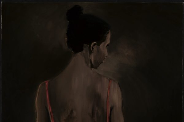 Lynette Yiadom-Boakye, Places to Love For, 2013.