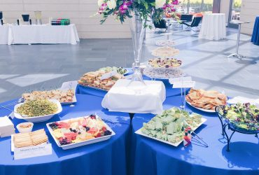 Nasher Café catering