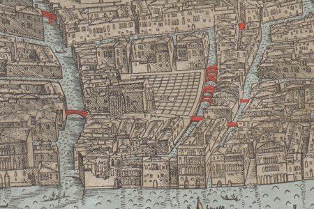 Jacopo de' Barbari's View of Venice