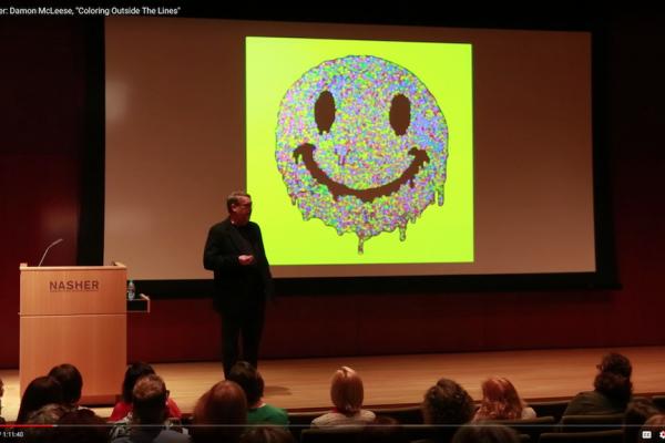 Keynote Speaker: Damon McLeese, Coloring Outside The Lines