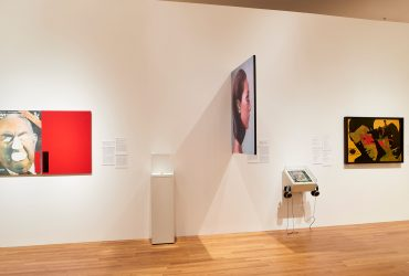 Installation view; Pop América, 1965–1975; February 21–July 21, 2019. Nasher Museum of Art at Duke University. Photo by Peter Paul Geoffrion.