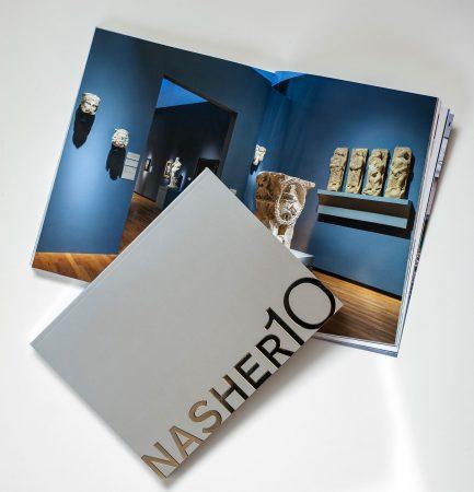 The award-winning Nasher10 book.
