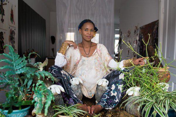 Wangechi MutuPhoto: Kathryn Parker Almanas