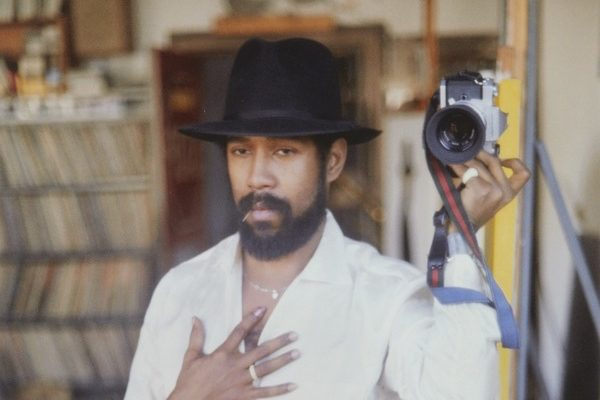 "Barkley L. Hendricks, Self-Portrait with Black Hat, 1980/ 2013, digital C-print, 27 3/4 x 18 3/4"". Estate of Barkley L. Hendricks. Courtesy of Jack Shainman Gallery, New York."