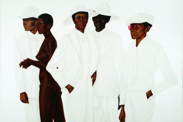 Barkley L. Hendricks, What's Going On (1974), Courtesy of the artist and Jack Shainman Gallery