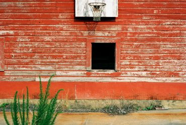 Bill Bamberger, Abandoned barn, Mebane, North Carolina, 2006. Inkjet print on archival paper. Courtesy of Bill Bamberger. © Bill Bamberger.