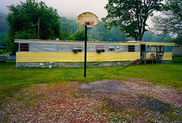 Bill Bamberger, Trailer park outside Logan, West Virginia