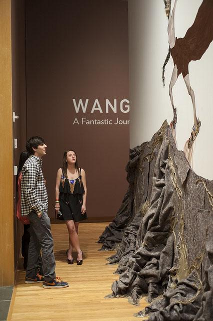 Wangechi Mutu A Fantastic Journey Nasher Museum Of Art