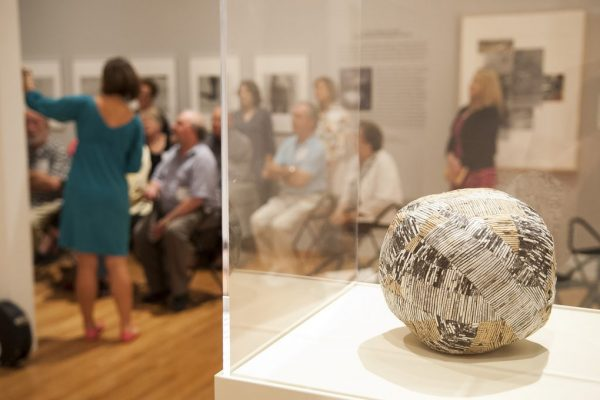 The Nasher caters to visitors with memory loss