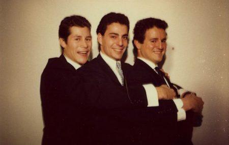 Andy Warhol, Three Unidentified Men