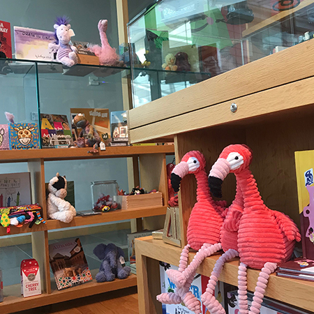 The Nasher Museum Store has exceptional and unique presents for all ages.