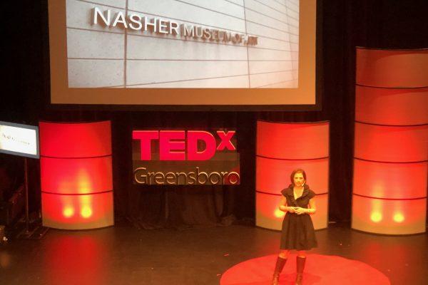TEDxGreensboro - Jessica Kay Ruhle