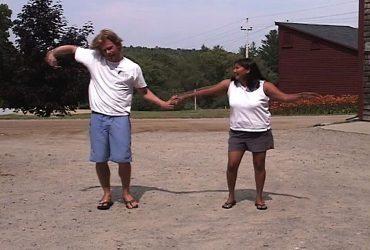 Anna Tsouhlarakis, Let's Dance!, 2004. Video. Courtesy of the artist. © Anna Tsouhlarakis
