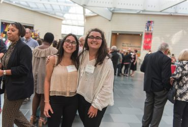 Duke University Students Ally Perez and Melissa Baldino