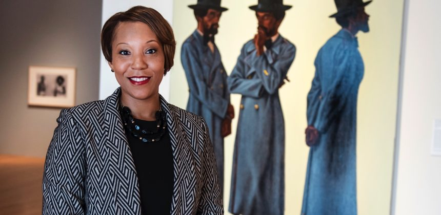 Tamara Holmes Brothers has been appointed to the position of Director of Development at the Nasher Museum. Photo by J Caldwell.