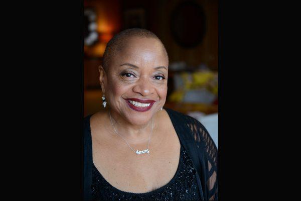 Photo of Deborah Willis, Ph.D., by Alice Proujansky.