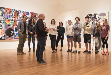 Highlights Tours are offered most Thursdays at 6 PM (free) and most Sundays at 2 PM (free with admission). These tours are often led by a Nasher gallery guide, focusing on a theme or particular exhibition. Tours last approximately one hour. No reservations necessary.