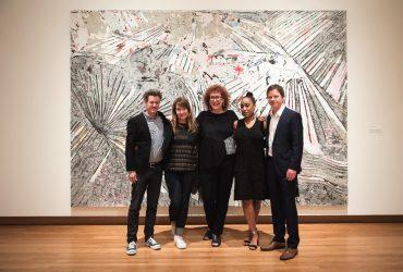 Mac McCaughan, Andrea Reusing, Susan Hendricks, Teka Selman and Trevor Schoonmaker in Soliday & Solitary