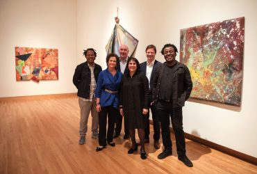 Nancy Nasher, David Haemisegger, artist John Akomfrah and more celebrate Solidary & Solitary