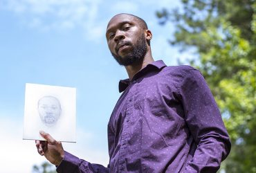 Durham artist Will Paul Thomas leads today's program