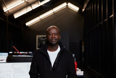 Sir David Adjaye OBE. Photo by Ed Reeve.