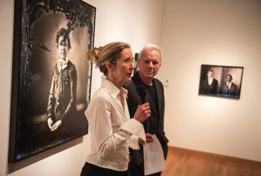 Margaret Sorter talks about the work of Hugh Mangum